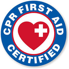 1st Aid / CPR Part 1 (F-1)